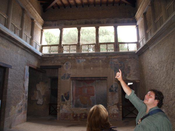 2010 Ercolano, Tivoli, Villa Adriana , Rome 043