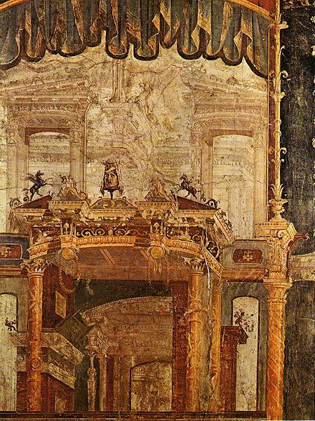 IV style_Herculaneum-Palestra