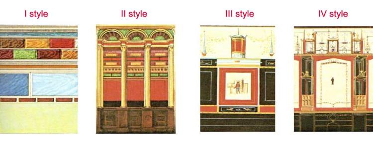 Pompeian style