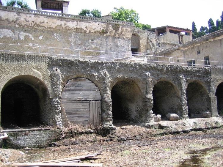 Herculaneum_Bootshaeuser