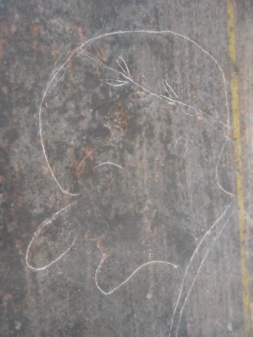 graffito villa dei misteri